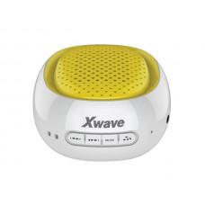 Bluetooth zvučnik Xwave B Cool žuto-beli