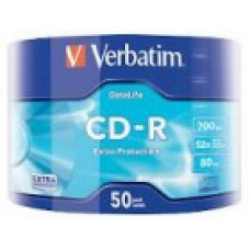 Verbatim cd extra protection (43787) 1/50