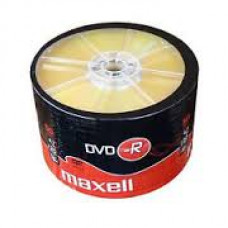 Maxell dvd-r 16x economic 1/50