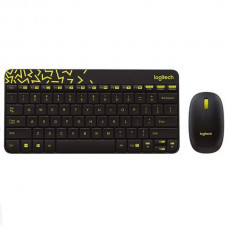 Tastatura & miš Logitech MK240 Nano bežični