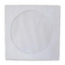 Kesica papirna za 1 disk (sa prozorom) 1/100