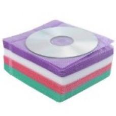 Kesica pvc za 2 diska u boji (deblja) 1/100