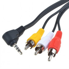 Kabl audio 3.5mm-3xcinc 2m