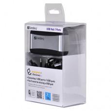 SANDBERG USB Hub AluGear 7 portova - 135-59