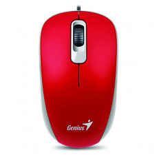 Miš Genius DX-110 usb crveni