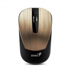 Miš Genius NX-7015 bežični zlatni