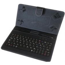 Tastatura za tablet sa futrolom gembird za 10″ crna