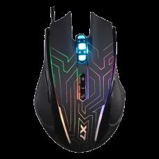 A4 TECH Gejmerski miš OSCAR NEON X87 (Crni)