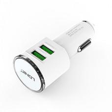 Brzi auto punjač Ldnio DL-C29 + micro USB kabl