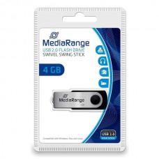 USB memorija MediaRange Swivel 4GB