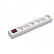 Kabl strujni produžni 8 utičnica 1.4m - Commel