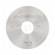 Media range blue ray 1/10 25gb