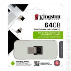 Kingston DataTraveler microDuo 64GB 3.0