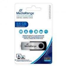 USB memorija MediaRange Swivel 64GB
