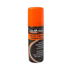 OMEGA Freestyle cleaning foam for LCD and TFT screens - 100ml