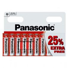 Baterija Panasonic cink-karbon AA R6