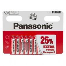 Baterija Panasonic cink-karbon AAA R03