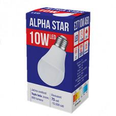 Led sijalica Alpha Star E27 10W, toplo-bela (3000K)