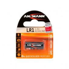 Baterija Ansmann alkalna LR1