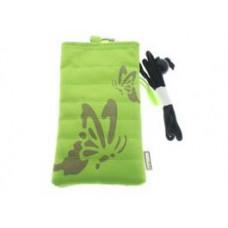 AHA torbica za mobilni telefon APPLE GREEN HAMA