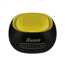 Bluetooth zvučnik Xwave B Cool crno-žuti