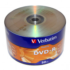 Verbatim dvd-r 16x 1/50 (43791)