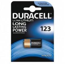 Baterija Duracell CR123 3V