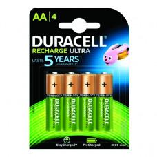 Baterija Duracell punjiva AA HR6 2500mAh