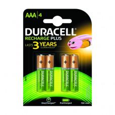 Baterija Duracell punjiva AAA HR03 750mAh