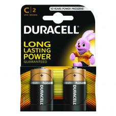 Baterija Duracell alkalna C LR14