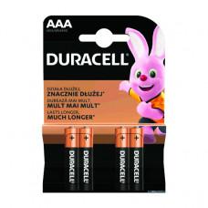Baterija Duracell alkalna AAA LR03