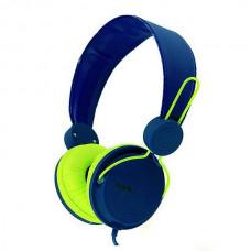 Slušalice sa mikrofonom Havit H2198d plavo-zelene