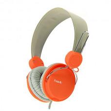 Slušalice sa mikrofonom Havit H2198d sivo-oranž