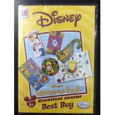Igrica PC cd-rom Disney Winnie the Pooh Kreativni centar