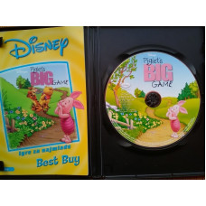 Igrica PC cd-rom Piglets Big Game Disney