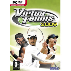 Igrica PC dvd-rom Virtua Tennis 2009