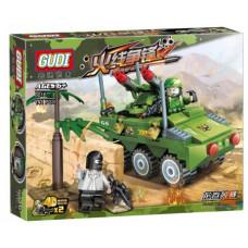 """KOCKE ZA DECU """"GUDI"""" - 8016 Military 2"""