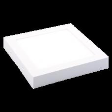 LED panel Lumax nadgradni četvrtasti 24W,hladno-beli (6500K)