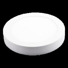LED panel Lumax nadgradni okrugli 24W,hladno-beli (6500K)