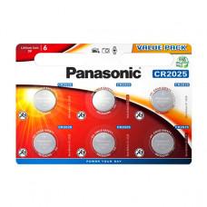 Baterija Panasonic CR2025 dugmasta