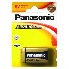 Baterija Panasonic alkalna 9V