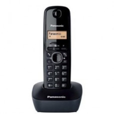 Telefon Panasonic KX-TG1611 bežični crni