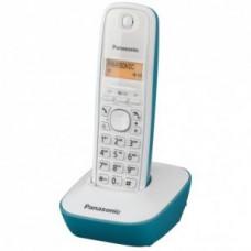 Telefon Panasonic KX-TG1611 bežični plavo-beli