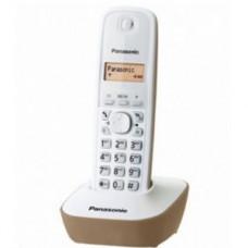 Telefon Panasonic KX-TG1611 bežični žuto-beli