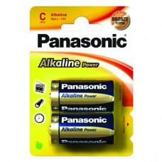 Baterija Panasonic alkalna C LR14