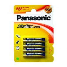 Baterija Panasonic alkalna AAA LR03