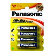 Baterija Panasonic alkalna AA LR6